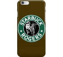 Starbuck Rodgers iPhone Case/Skin