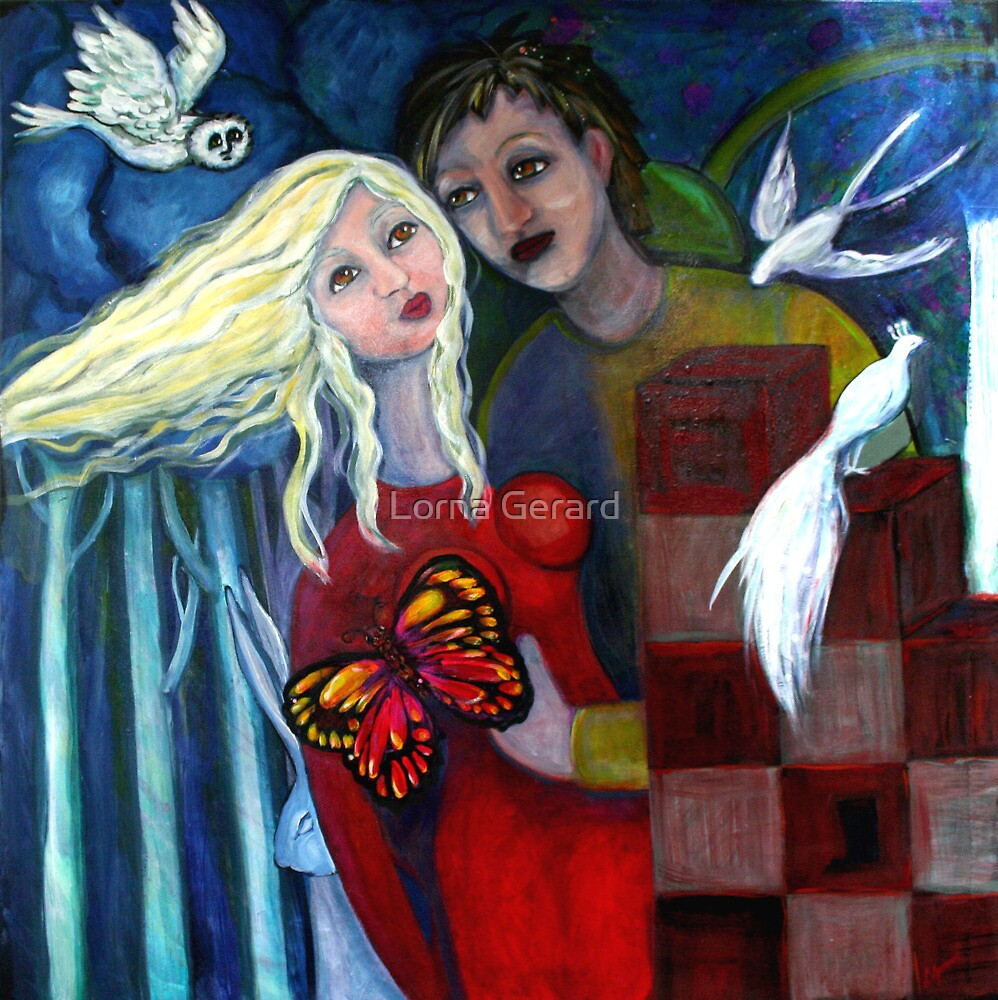 In the Still of the Night by Lorna Gerard