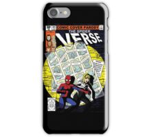 Days of Spider-Verse iPhone Case/Skin