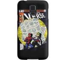 Days of Spider-Verse Samsung Galaxy Case/Skin