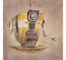 ClapTrap Fan Art - Acrylic Painting Photographic Print