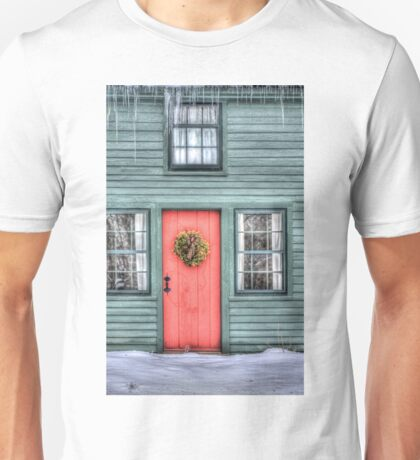 The Red Door Unisex T-Shirt