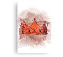 Macbeth's Crown Metal Print
