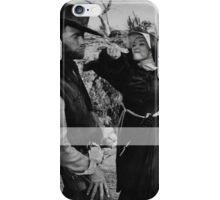 OVERFIFTEEN ANGRY NUN iPhone Case/Skin