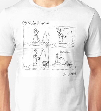 Fishy Situation Unisex T-Shirt