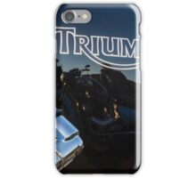 Reflections of the past........ iPhone Case/Skin