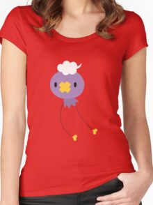Drifloon Women's Fitted Scoop T-Shirt