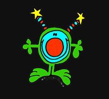 Green Doodle Dude Unisex T-Shirt