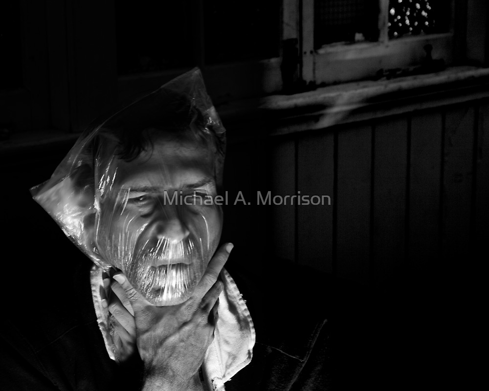 (did you proceed from instinct rather than intellect on that visceral day) by Michael A. Morrison