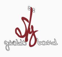 Sly Geralds Band Logo One Piece - Short Sleeve