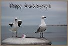 Happy Anniversary !! by Pene Stevens