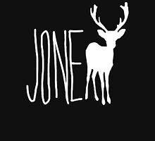 Jone Doe - Deer Mens V-Neck T-Shirt