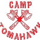 Camp Tomahawk by campculture