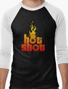 Hot Shot Men's Baseball ¾ T-Shirt