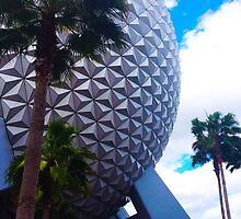 Spaceship Earth by spectromagiic