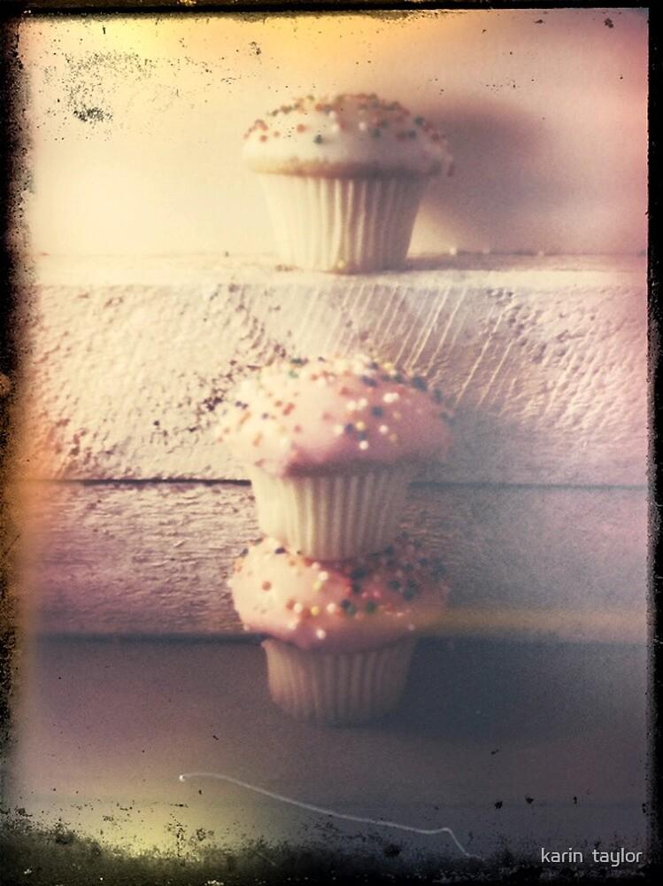 cupcakes by karin  taylor