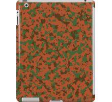 Camo 8 - Warlord 1 iPad Case/Skin