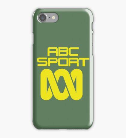 ABC Sports iPhone Case/Skin