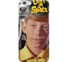 Lost in Space poster size  iPhone Case/Skin
