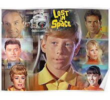 Lost in Space poster size  Poster