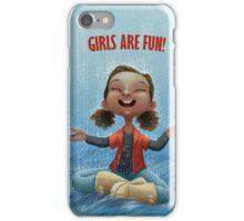 Girls are Fun! iPhone Case/Skin