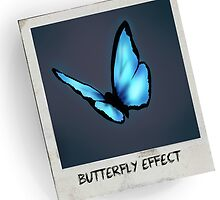 Butterfly Effect by YumasArt