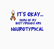 Neurotypical Friends Unisex T-Shirt