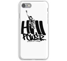 Hiiipower - TDE iPhone Case/Skin
