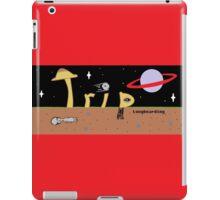 Trip Longboarding iPad Case/Skin
