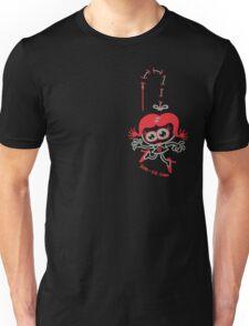 Stitched Woman Unisex T-Shirt