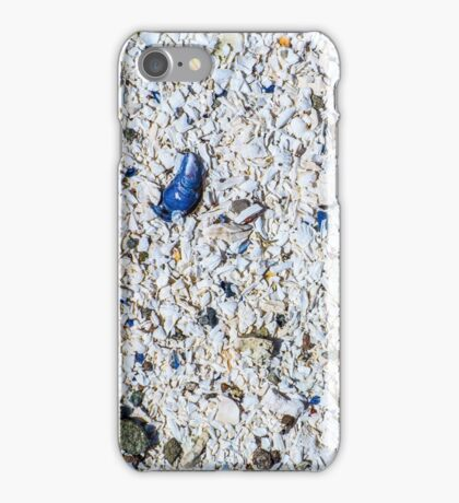 Little Blue Shell iPhone Case/Skin
