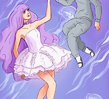 Princess Jellyfish by Dimension Bound