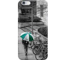 Chazen in the Rain iPhone Case/Skin