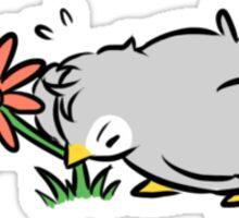 pick a flower for flower Sticker