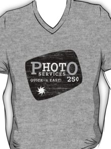 pHOTo Services - Quick 'n' Easy T-Shirt