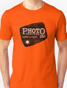 pHOTo Services - Quick 'n' Easy Unisex T-Shirt