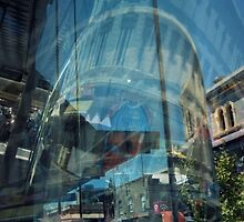 Rundle Street With A Twist by Ben Loveday
