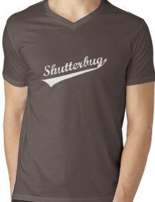 Shutterbug Mens V-Neck T-Shirt