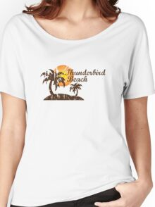 Thunderbird Beach Women's Relaxed Fit T-Shirt