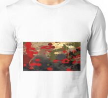 Abstract Colors Oil Painting #49 Unisex T-Shirt