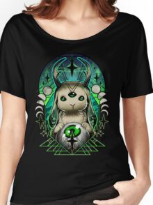 Space Bunny  Women's Relaxed Fit T-Shirt