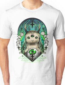 Space Bunny  Unisex T-Shirt