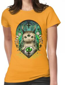 Space Bunny  Womens Fitted T-Shirt