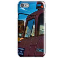 Big Old Firetruck  iPhone Case/Skin