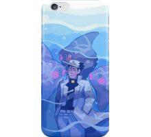 quiet sea iPhone Case/Skin
