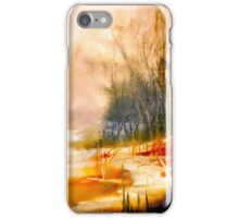 The First Warmth.. iPhone Case/Skin