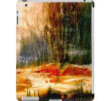 The First Warmth.. iPad Case/Skin