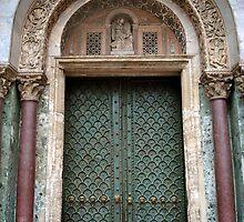 Stunning Venician Door by Ali Brown