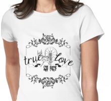Rumbelle TLK Womens Fitted T-Shirt