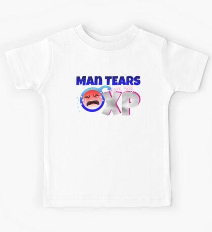 Man Tears are my XP Kids Tee